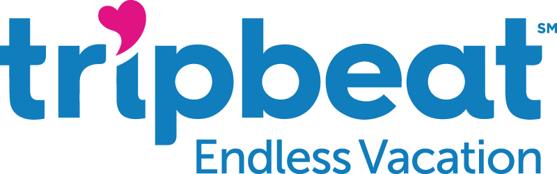 Tripbeat Logo blue