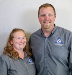 Patrick and Allison Hartley, Young Farmers and Ranchers, Florida Farm Bureau Bradford County