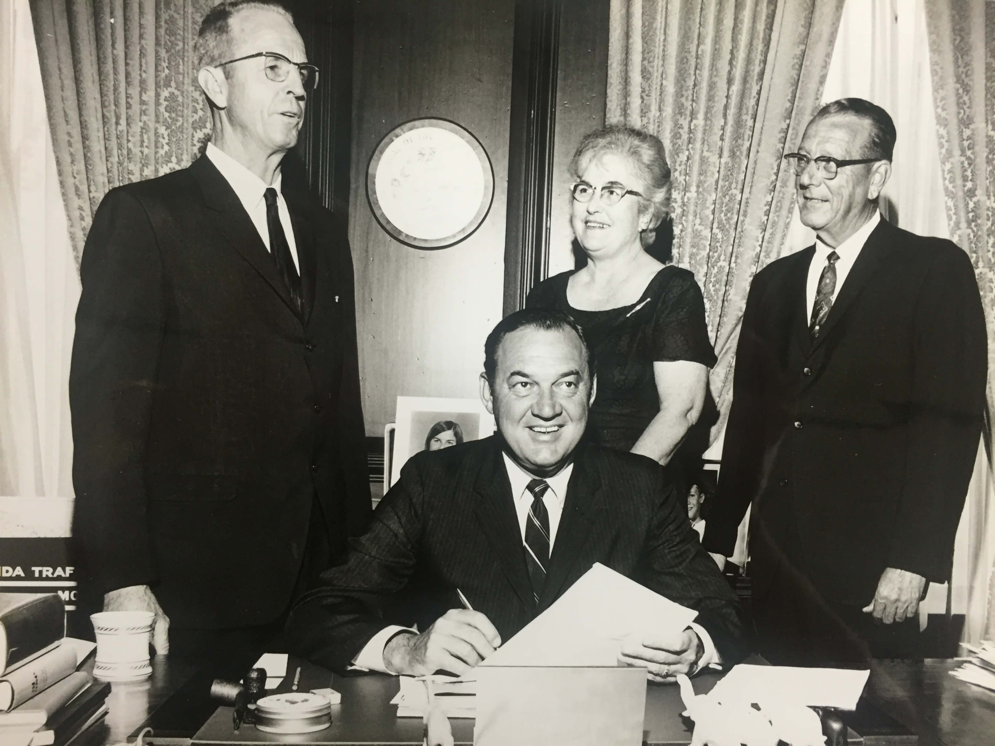 Governor Claude Kirk Late 60s